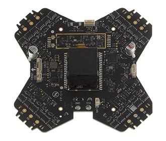 dji esc center board mc and receiver 5.8g for phantom 3 cp.pt.000260
