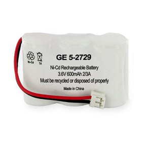 battery for ge rca 5 2729