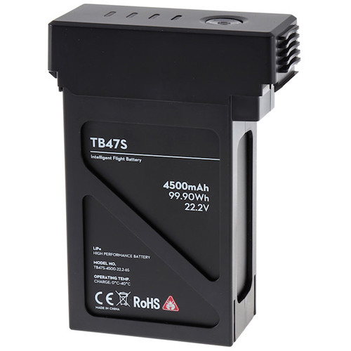dji tb47s flight battery for matrice 600 quadcopter