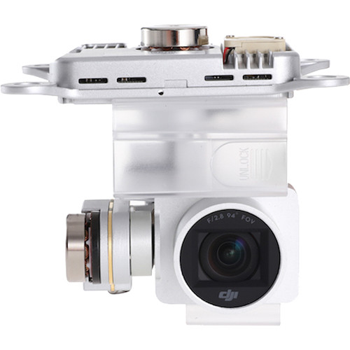 dji 4K gimbal camera for phantom 3 4k quadcopter cp.pt.000321