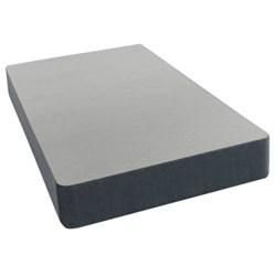 """<ul> <li><span class=""""blackbold"""">Standard Box Spring Foundation</span></li> <li>Boxspring Foundation For Your Mattress</li> <li><span class=""""redbold"""">Standard Height: 9"""" Height</span></li> <li>Center Power Beam</li> <li>High-Grade Wood & Steel Strut Construction</li> <li>Provides Superior Support For All Mattresses</li> <li>Extends The Life Of Your Mattress</li> </ul>"""