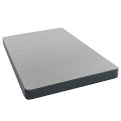 """<ul> <li><span class=""""blackbold"""">Low-Profile Box Spring Foundation</span></li> <li>Boxspring Foundation For Your Mattress</li> <li><span class=""""redbold"""">Low Profile: 5.5"""" Height</span></li> <li>Center Power Beam</li> <li>High-Grade Wood & Steel Strut Construction</li> <li>Provides Superior Support For All Mattresses</li> <li>Extends The Life Of Your Mattress</li> </ul>"""