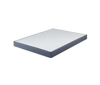 serta perfect sleeper low profile box spring split queen size. Black Bedroom Furniture Sets. Home Design Ideas
