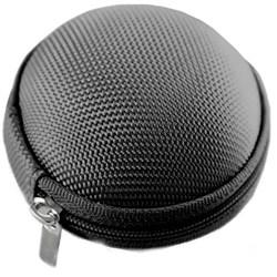 <ul> <li>Bluetooth Headset Case</li> <li>Durable Crush Resistant Material</li> <li>Mesh Pocket Inside</li> </ul>