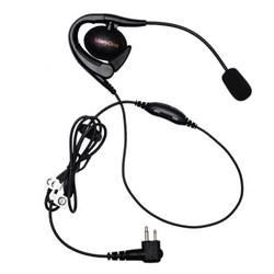 "<ul> <li><span class=""blackbold"">Earpiece w/ Boom Microphone</span></li> <li>Single-side Design</li> <li>Hands-Free Operation</li> <li>Adjustable Boom Microphones</li> <li>Easy to Access In-line PTT</li> <li>For Light Users</li> </ul>"