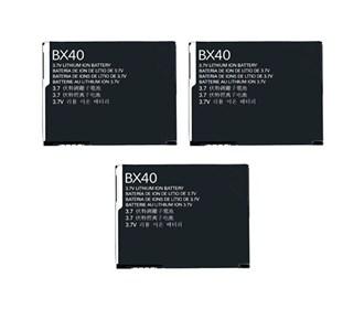 battery for motorola bx 40