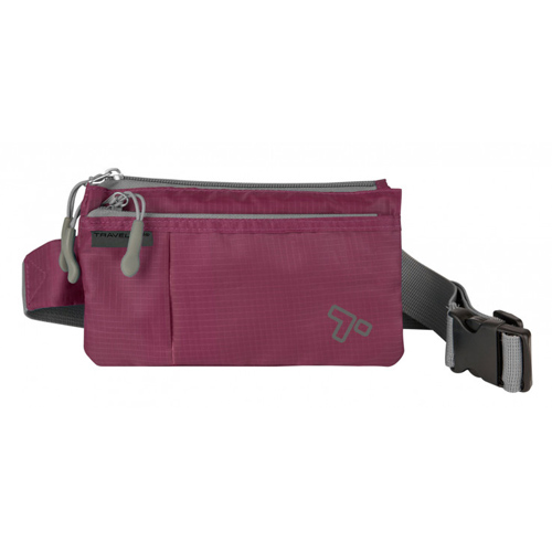 travelon 6 pocket waist pack