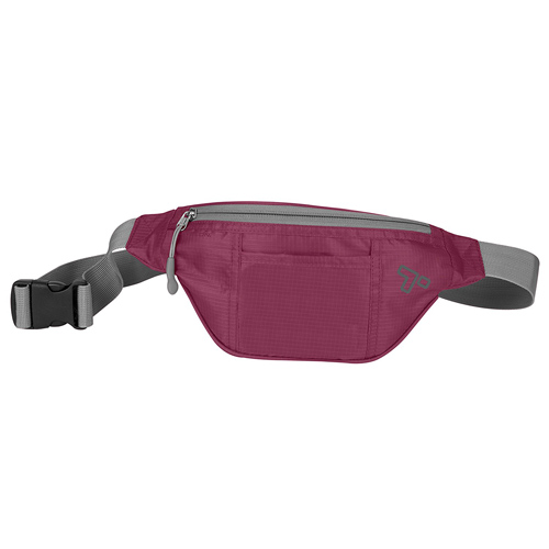 travelon top zip waist pack