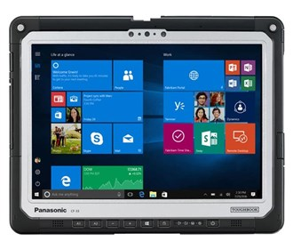 panasonic bts 12 inch semi rugged laptop