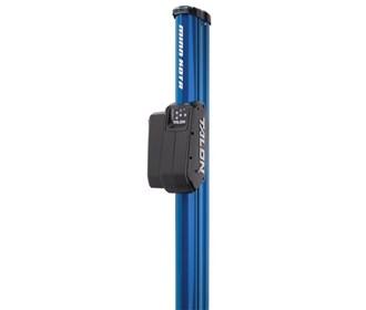 minn kota talon bt 10 feet shallow water anchor blue
