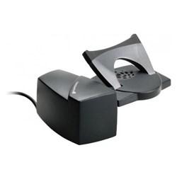 "Product # 60961-35 </br> <ul> <li><span class=""redbold"">Savi HL10 Lifter with Straight Plug</span></li> <li>Automatically Lifts Handset and<br />Returns It to Cradle</li> <li><span class=""bluebold"">Enables Remote / One Touch <br />Controls (w/ Plantronics Headset)</span></li> <li>Quick &amp; Quiet Operation</li> <li>Compatible w/ Most Desktop Phones</li> <li><span class=""blackbold"">No Desktop Footprint</span></li> </ul> <br /> <br /> <span class=""models"" style=""margin-left: 18px;"">Compatible w/ Plantronics Models:</span> <br /> <table width=""100%""  style=""margin-left: 18px;""> <tr>                 <td><ul>                         <li>Savi W710/M</li> <li>Savi W720/M</li> <li>Savi W730/M</li> <li>Savi W740/M</li>                         <li>Savi W745/M</li>                         <li>Voyager Legend CS</li> </ul></td> <td><ul> <li>CS510/XD</li> <li>CS520/XD</li> <li>CS530</li> <li>CS540/XD</li>                         <li>CS545 XD</li>              </ul></td> </tr> </table>"
