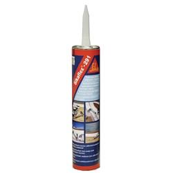 "Product # 90919 <br /> <ul> <li><span class=""blackbold"">Polyurethane Adhesive/Sealant</span></li> <li>White Cartridge</li> <li><span class=""bluebold"">Capacity: 10.3oz</span></li> <li>Used Above &amp; Below Water Line</li> <li>Resists Salt Water</li> <li>Fast Strength Build-Up</li> <li>Can Be Sanded &amp; Painted Over</li> <li>Excellent Bond</li> </ul>"