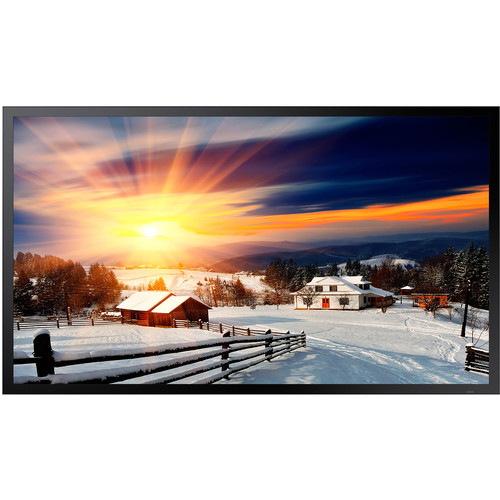 samsung ohf series 46 Inch smart signage outdoor display