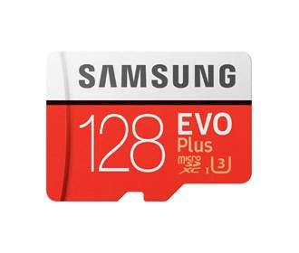 EVO Plus microSDXC Card