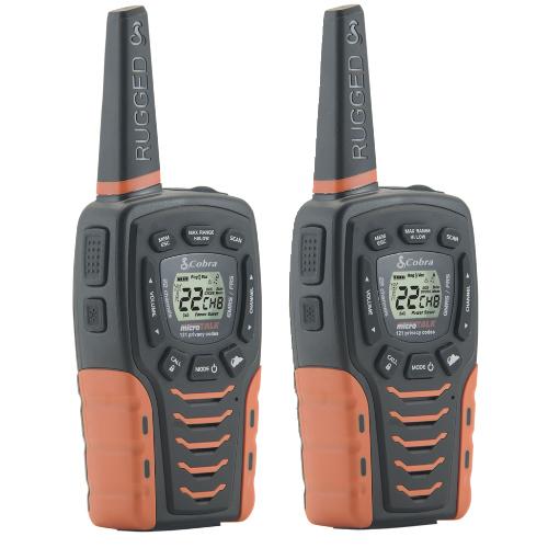 cobra acxt645 2 radios