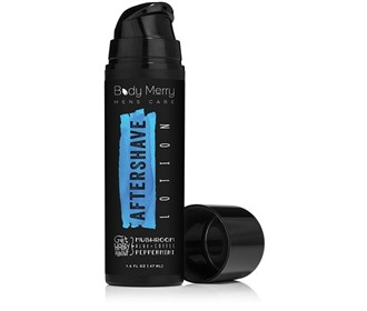 body merry aftershave lotion for men