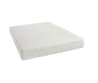 simmons flex  full size memory foam mattress