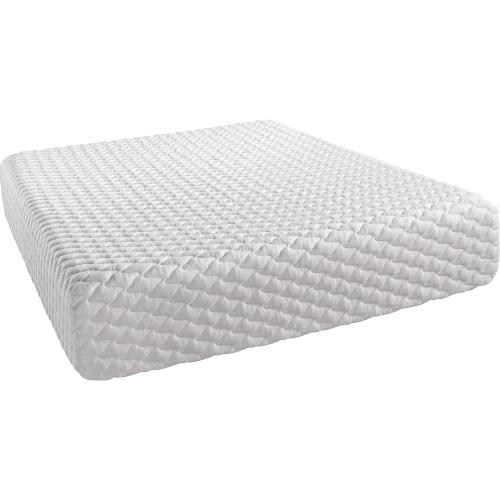 beautyrest cal king size memory foam mattress