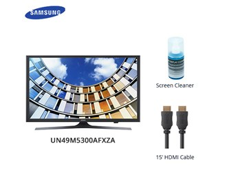 samsung 49 inch class m5300 5 series flat fhd led smart tv