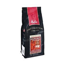 """Item # 60239 <br /> <ul> <li><span class=""""blackbold"""">Ground Coffee</span></li> <li>Extra Fine Grind</li> <li><span class=""""bluebold"""">Medium Roast Profile</span></li> <li>100% Arabica Beans</li> <li>Sweet Caramel & Rich Vanilla with Wild Hazelnuts Flavor</li> <li>Kosher Certified</li> </ul>"""