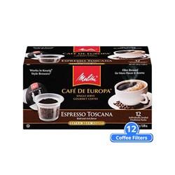 """Item # 75752 <br /> <ul> <li><span class=""""blackbold""""> Coffee Capsules</span></li> <li>Unique Capsule Design</li> <li><span class=""""bluebold"""">Extra Dark Roast Profile</span></li> <li>100% Arabica Beans</li> <li>Bold & Rich Flavor</li> <li>100 % Recyclable</li> <li>For Keurig Inc Style Brewers</li> </ul>"""