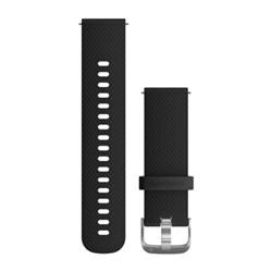 "<ul> <li><span class=""blackbold"">Watch Band</span></li> <li>20 mm Wide Strap</li> <li>Sleek Design</li> <li>Easy Removal</li> </ul>"