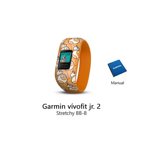 garmin vivofit jr 2 stretchy bb 8