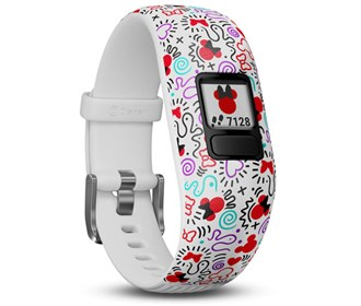 garmin vivofit jr 2 adjustable disney minnie mouse