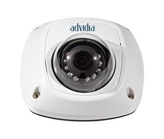 advidia network mini dome camera
