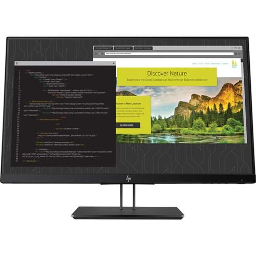 Hewlett Packard Z24nf G2 23.8 Inch Display 1JS07A4ABA