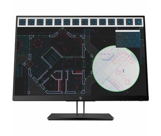 Hewlett Packard Z24i G2 24 Inch Display 1JS08A8ABA