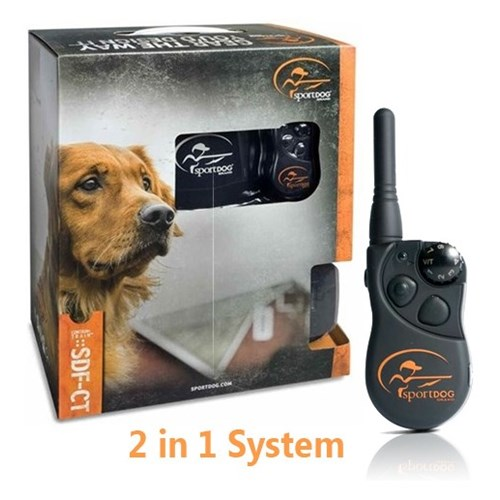 petsafe sportdog contain and train system