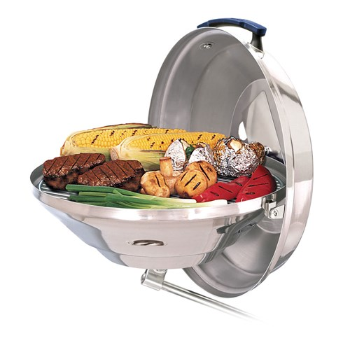 magma marine kettle charcoal grill 17 inch case of 3