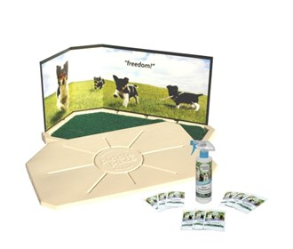 petsafe piddle place zwm00 15912 super saver bundle