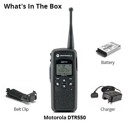 motorola dtr550 12 units