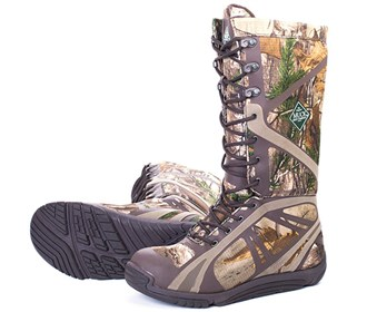the muck boot company pursuit shadow tall realtree