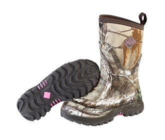the muck boot company womens arctic hunter mid