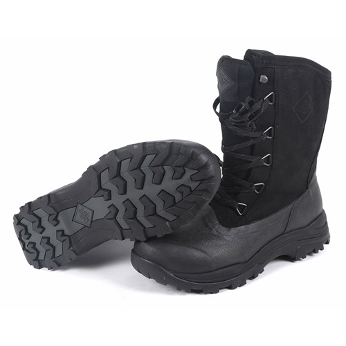the muck boot company mens arctic outpost lace mid
