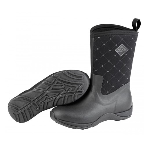 the muck boot company womens arctic weekend quilt