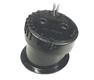 navico xsonic p79 adjustable 200 50khz plastic in hull transducer   9 pin