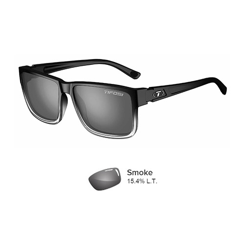 tifosi hagen xl 2 0 sunglasses black fade
