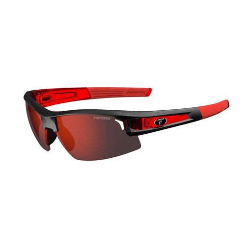 tifosi synapse sunglasses race red