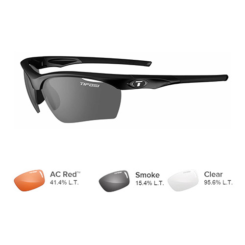 tifosi vero sunglasses gloss black