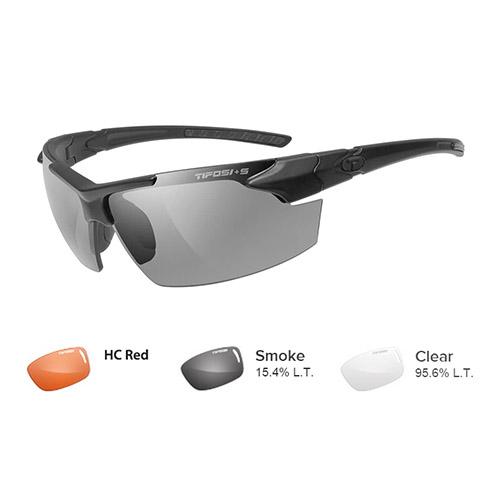 tifosi jet fc tactical sunglasses matte black