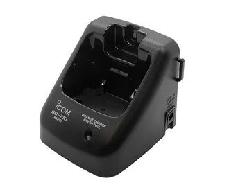 icom rapid charger for bp 245n includes ac adapter