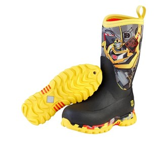 the muck boot company youth rugged ii hasbro series