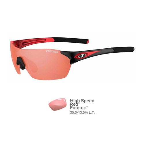 tifosi Brixen Race Red Sunglasses