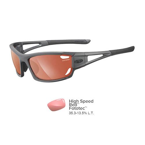 tifosi dolomite 2.0 matte gunmetal fototec sunglasses