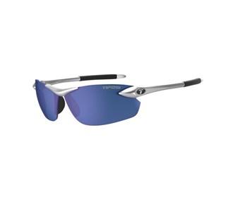 tifosi seek fc metallic silver sunglasses