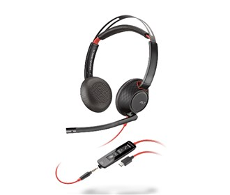 blackwire 5220 stereo usb c